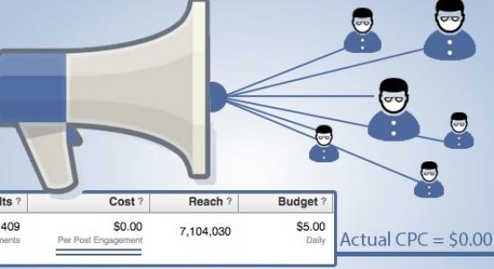 5 أسرار لجعل إعلانك على فيسبوك فعالاً أكثر بأقل سعر ممكن!